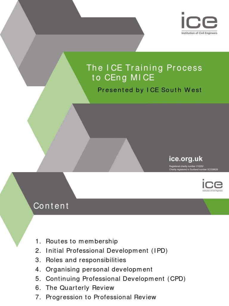 ice-ipd   Professional Development   Personal Development