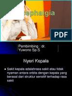 Cephalgia Dr Yu