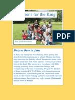 Qu4King June 2014 Newsletter PDF