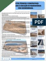 9-Aspectos Tecnicos e Construtivos Associados a Execucao de Reservatorios Revestidos Com Geomembrana