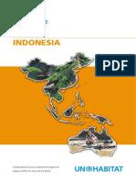 UN-Habitat Country Programme Document 2008-2009 - Indonesia