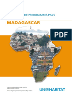 Document de Programme-Pays 2008-2009 - Madagascar