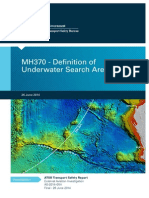 MH370 investigation by Australian Transport Safety Board