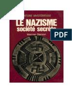 Le Nazisme Société Secrète - Werner Gerson
