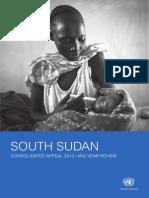 MYR 2013 South Sudan