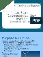 Nov 18th Presentation