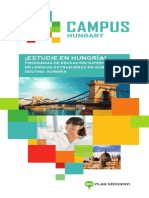 Campus Hungary brochure - Spanish