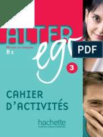 229975547 Alter Ego 3 Cahier d Activites