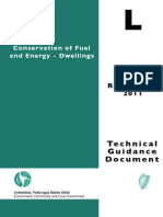 TGD_L Conservation of Fuel & Energy_Dwellings 2011