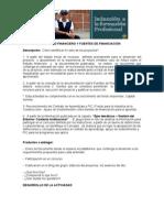 Estudio Financiero y Fuentes de Financiacion Yuli