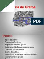 Clase 13 - Grafos