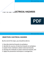 Electrical Hazards