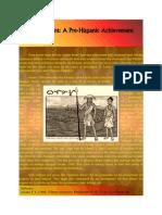 Pre Hispanic Achievement Government