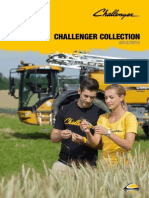 Challenger Clothing Merchandise 2012-13