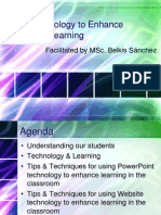 technology in the classroom final ppt