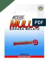 Modul mudah lulus MULUS UPSR Bahagian A dari Kementerian Pendidikan Malaysia (KPM)