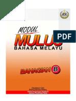 modul Mudah Lulus (MULUS) UPSR Bahagian B