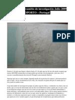 Memoria Investigación Julio 09 Oporto