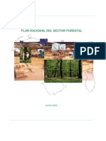 Plan Nacional Forestal