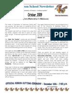 October News Backup 1