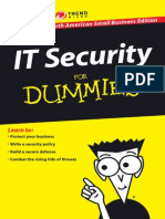 IT Security for Dummies