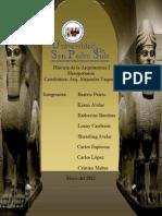 Informe Mesopotamia