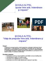 Scoala Altfel