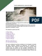 De Que Está Compuesta El Agua de Mar (1)
