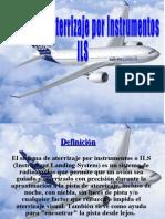 Sistema de Aterrizaje Por Instrumentos