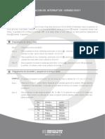 Manual Rogy Programacion Interruptor Horario