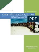 A Salvacao Dos Nao Evangelizados - Inclusivismo