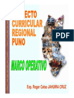 Operatividad Pcr