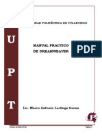 Manual de Dreamweaver