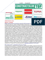 Agenda Constructiilor - 10.03.2011