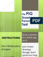 The PIG Drawing Personality Test