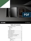 DNS-315 A1 ShareCenter Sync Manual v1.00