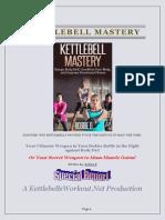 Kettlebell Mastery