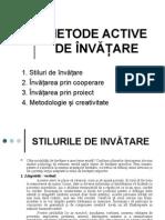 Metode Active