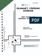 Delaware's Changing Shoreline