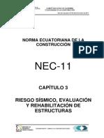 Riesgo Sismico Evaluacion y Rehabilitacion Sep19