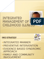 integrated management for childhood illnesses notes