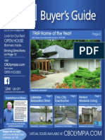 Coldwell Banker Olympia Real Estate Buyers Guide June 28th 2014
