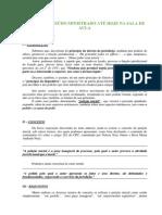 Apostila Direito Processual Civil Profª Cyntia