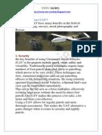 Why Multirorors UAV