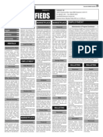 Claremont COURIER Classifieds 6-27-14