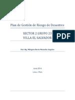 Plan Gestion Sector 2 Grupo 23