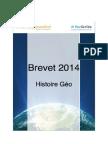 corrige brevet 2014 histoire geographie education civique