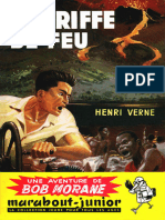La Griffe de Feu - Vernes,Henri