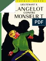 Langelot Contre Monsieur T - Lieutenant X