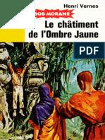 Le Chatiment de l'Ombre Jaune - Vernes,Henri